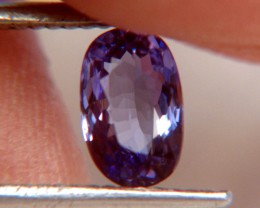 1.03 Carat VVS1 Tanzanite - Beautiful
