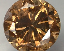 NATURAL-SOLITIARE -FANCYBROWNREDDIAMOND,1.06CTWSIZE-1PCS
