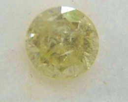 NATURAL-SOLITIARE FANCY YELLOW DIAMOND, 1.02CTWSIZE-1PCS,NR