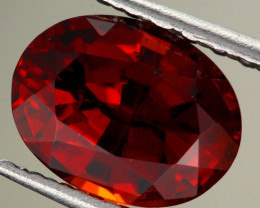 2.05 cts CERTIFIED Natural Spessartite Garnet (Y35665)