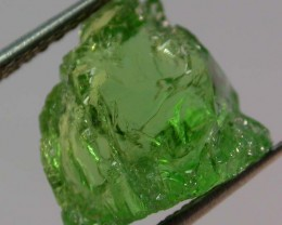 7.80 CTS MINT GREEN GLOSSULAR GARNET ROUGH  [F3687 ]