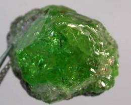 50 CTS GREEN GROSSULAR SPECIMEN [MGW2001  ]