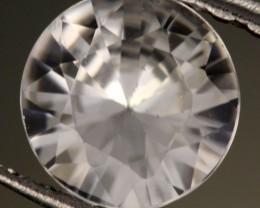 0.98 CTS CERTIFIED ZIRCON - DIAMOND ALTERNATIVE [W35954]