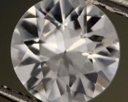 0.97 CTS CERTIFIED ZIRCON - DIAMOND ALTERNATIVE [W35951]