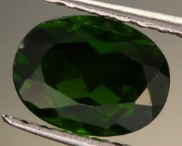 1.51 CTS CERTIFIED CHROME DIOPSIDE - TOP QUALITY  [G35987]