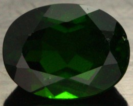 1.39 CTS CERTIFIED CHROME DIOPSIDE - TOP QUALITY  [G35985]