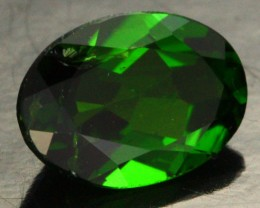 1.13 CTS CERTIFIED CHROME DIOPSIDE - TOP QUALITY  [G35982]