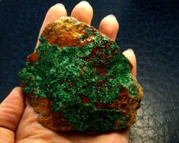 775 CTS MOROCCAN  MALACHITE   RT 2051