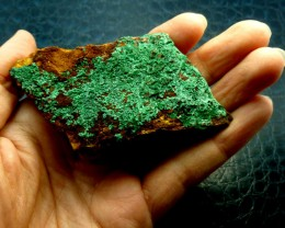 485 CTS MOROCCAN  MALACHITE   RT 2055