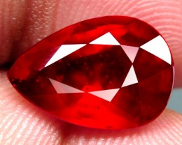 4.48 Carat Cherry Ruby - Gorgeous Gemstone