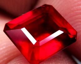2.29 Carat Fiery AAA Pigeon Blood Ruby - Gorgeous