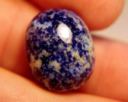30.3 Carat Himanayan Lapis Lazuli Cabochon