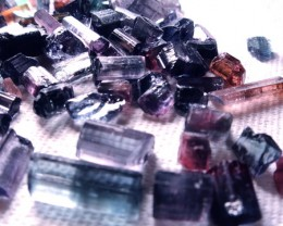 Gawk at my Gems Facet Grade Brazilian Tourmaline Rare Parcel