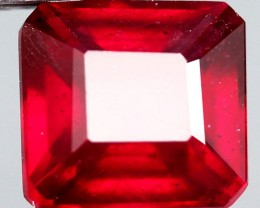 2.5 Carat VS2 Cherry Ruby - Gorgeous
