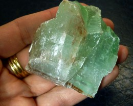 459.05 CTS GREEN CALCITE SPECIEMN MS 584
