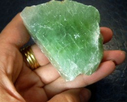 614.30 CTS GREEN CALCITE SPECIEMN MS 585