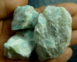 340 CTS AMAZONITE PARCEL MS 574