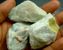 315 CTS AMAZONITE PARCEL MS 575