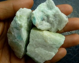 455 CTS AMAZONITE PARCEL MS 577