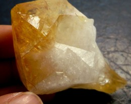 300 CTS BRAZILIAN CITRINE POINT MS 602