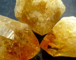 820 CTS BRAZILIAN CITRINE POINT PARCEL MS 623