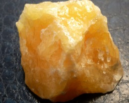 322.90 CTS ORANGE CALCITE SPECIEMN MS 629