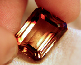 CERTIFIED - 39.49 Carat, Natural IF South America Topaz
