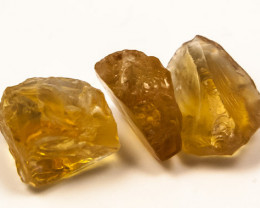 32CTS A GRADE CITRINE ROUGH NATURAL  BG-280