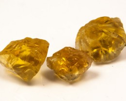 39CTS A GRADE CITRINE ROUGH NATURAL JW-242