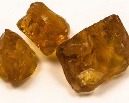 26CTS A GRADE CITRINE ROUGH NATURAL BG-277