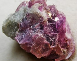 22.25 CTS LEPIDOLITE SPECIMEN FROM BRAZIL - [MGW2055]
