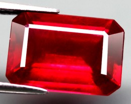 5.16 Carat Pigeon Blood VS Ruby, Fiery, Beautiful