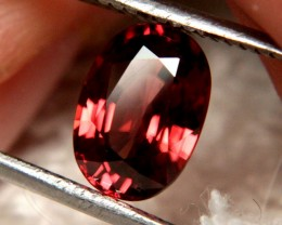 2.76 Carat VVS1 Raspberry Zircon - Superb