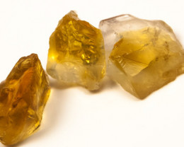 52CTS A GRADE CITRINE ROUGH NATURAL BG-247