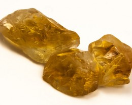 42CTS A GRADE CITRINE ROUGH NATURAL BG-249