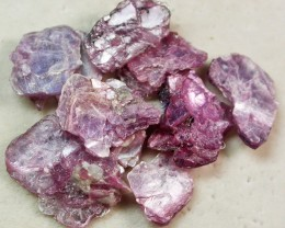Lepidolite Rough