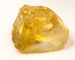 A GRADE CITRINE ROUGH NATURAL 6CTS JW-275