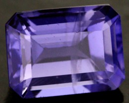 1.54 CTS PURPLE BLUE IOLITE - THE WATER SAPPHIRE  [SB337]