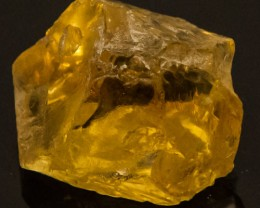 A GRADE CITRINE ROUGH NATURAL 16CTS JW-283