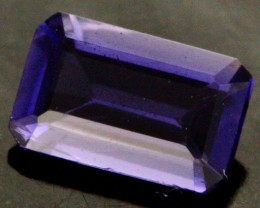 0.37 CTS PURPLE BLUE IOLITE - THE WATER SAPPHIRE  [SB339]
