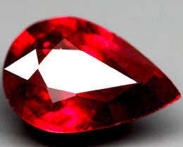 3.0 Carat Fiery Ruby Beauty - Gorgeous Gemstone