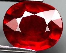 3.69 Carat Pigeon Blood Ruby - Gorgeous