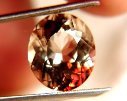 15.25 Carat VVS1 Bi-Color South American Topaz - Gorgeous