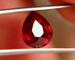 3.45 Carat Pigeon Blood Ruby - Gorgeous Gemstone
