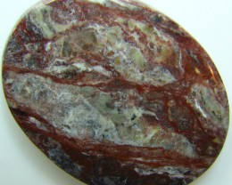 44.90 CTS BANDED JASPER FROM OUTBACK AUSTRALIA