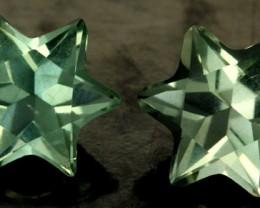 5.06 CTS VS PRASIOLITE STARS (PRASIOLITE) [S7499]