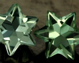 6.53 CTS VS PRASIOLITE STARS (PRASIOLITE) [S7501]