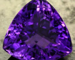 23.90 CTS VS AMETHYST - DEEP RICH PURPLE COLOUR [S7539]