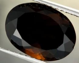 5.70 CTS BLACK SMOKY QUARTZ -  VVS [S7605]