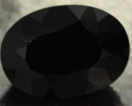 6.34 CTS BLACK SMOKY QUARTZ -  VVS [S7611]
